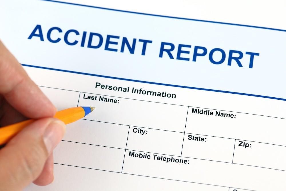 Accident Report Car Crash Attorney