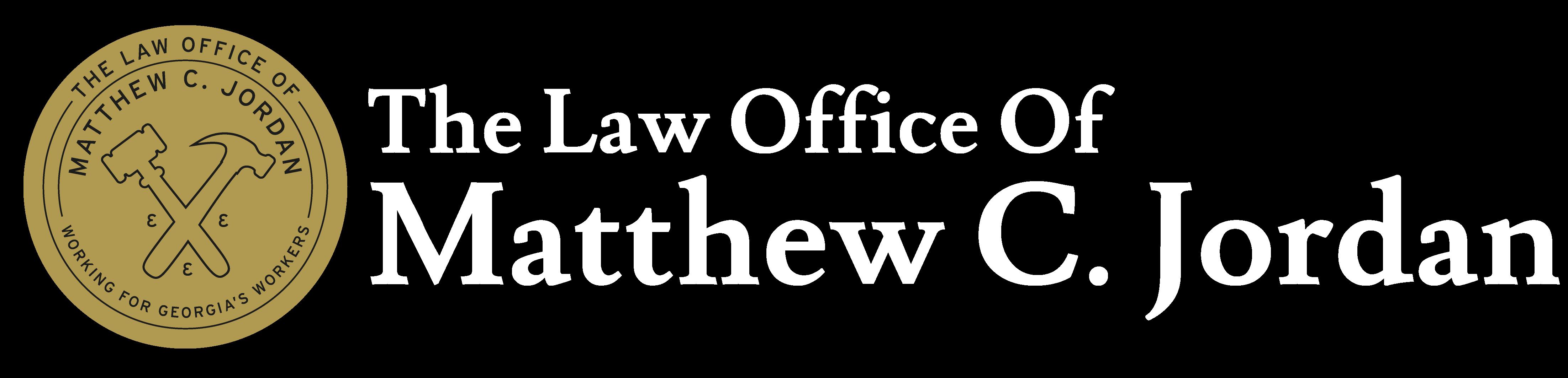 THE LAW OFFICE OF MATTHEW C. JORDAN