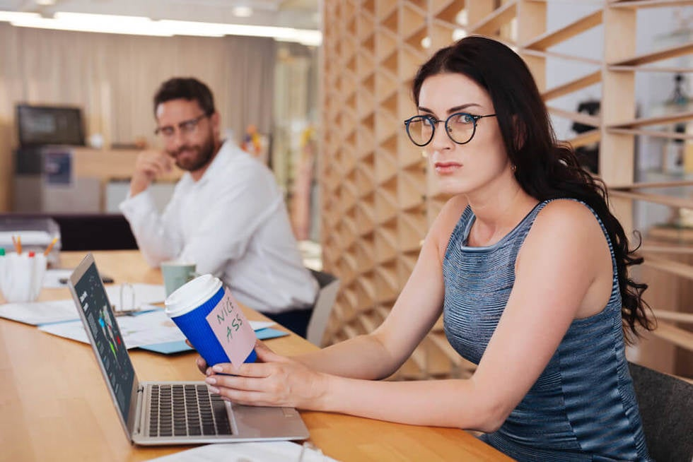 workplace sexual harassment emails