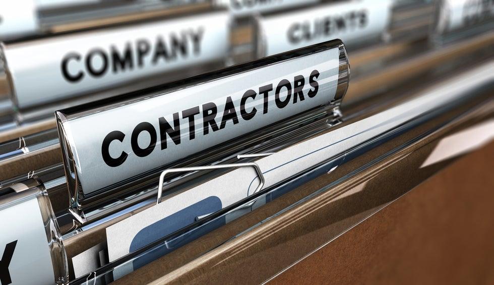 independent conractor vs employee landmark decision