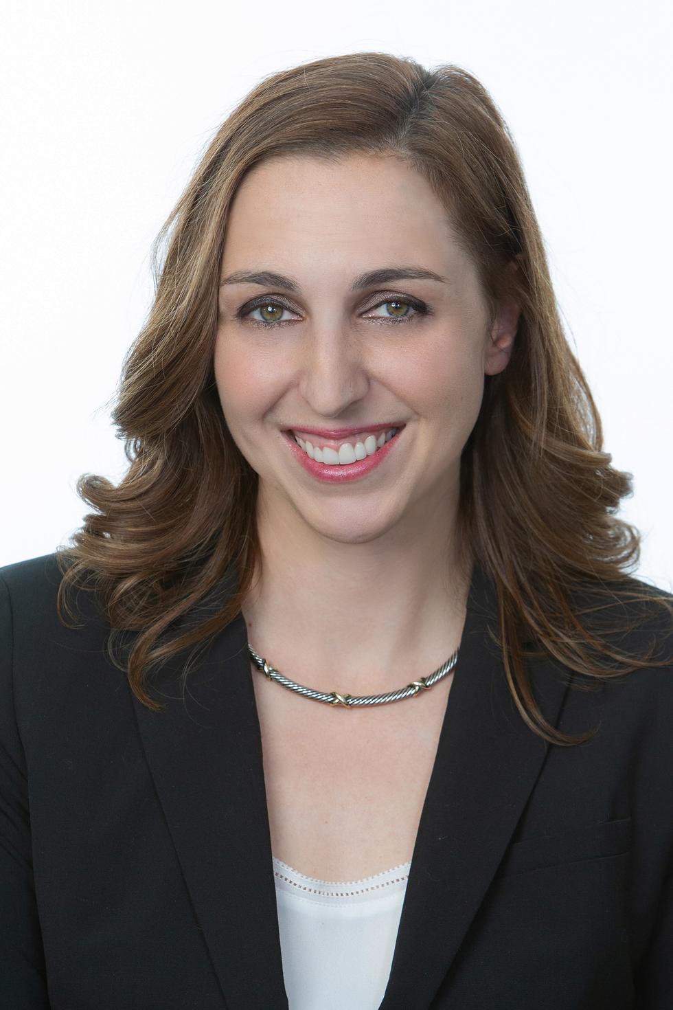 Attorney Liane Katzenstein