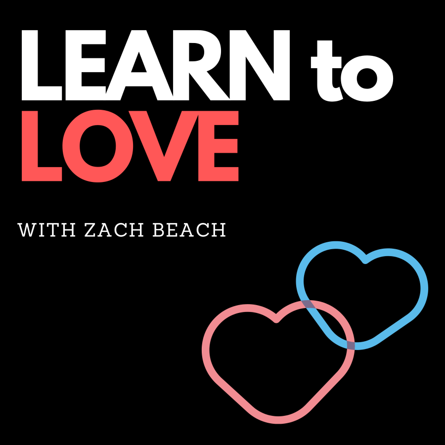 learn to love podcast cover