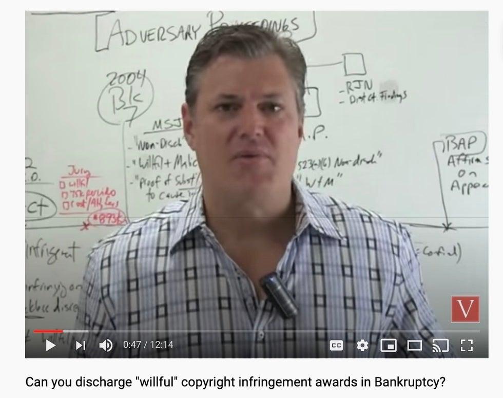 california copyright attorney
