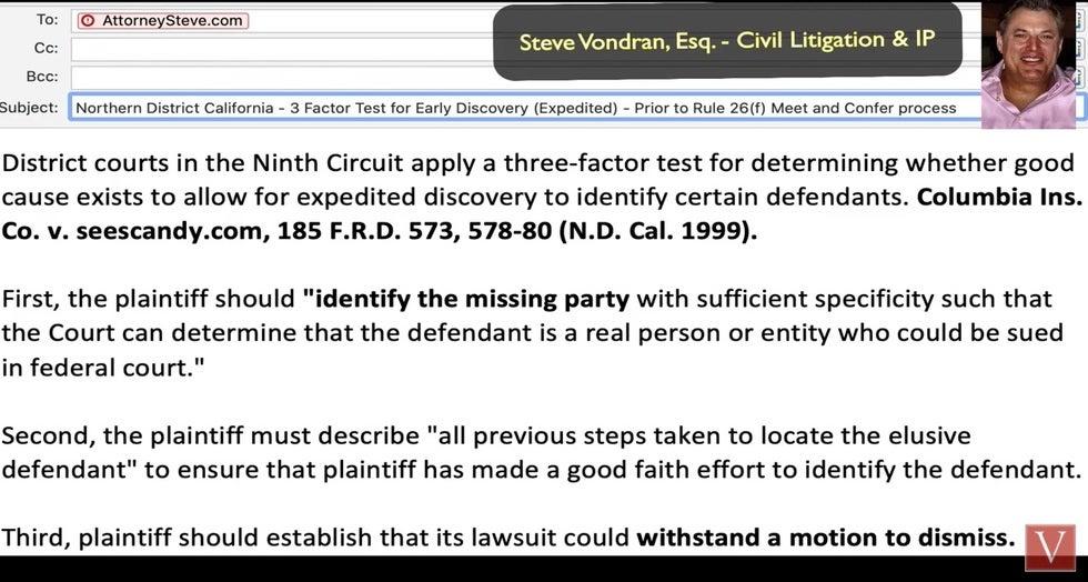 torrent defense attorney ca