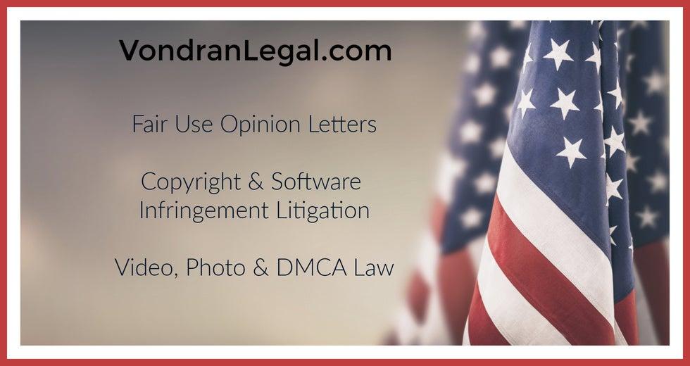 Fair use copyright lawyer