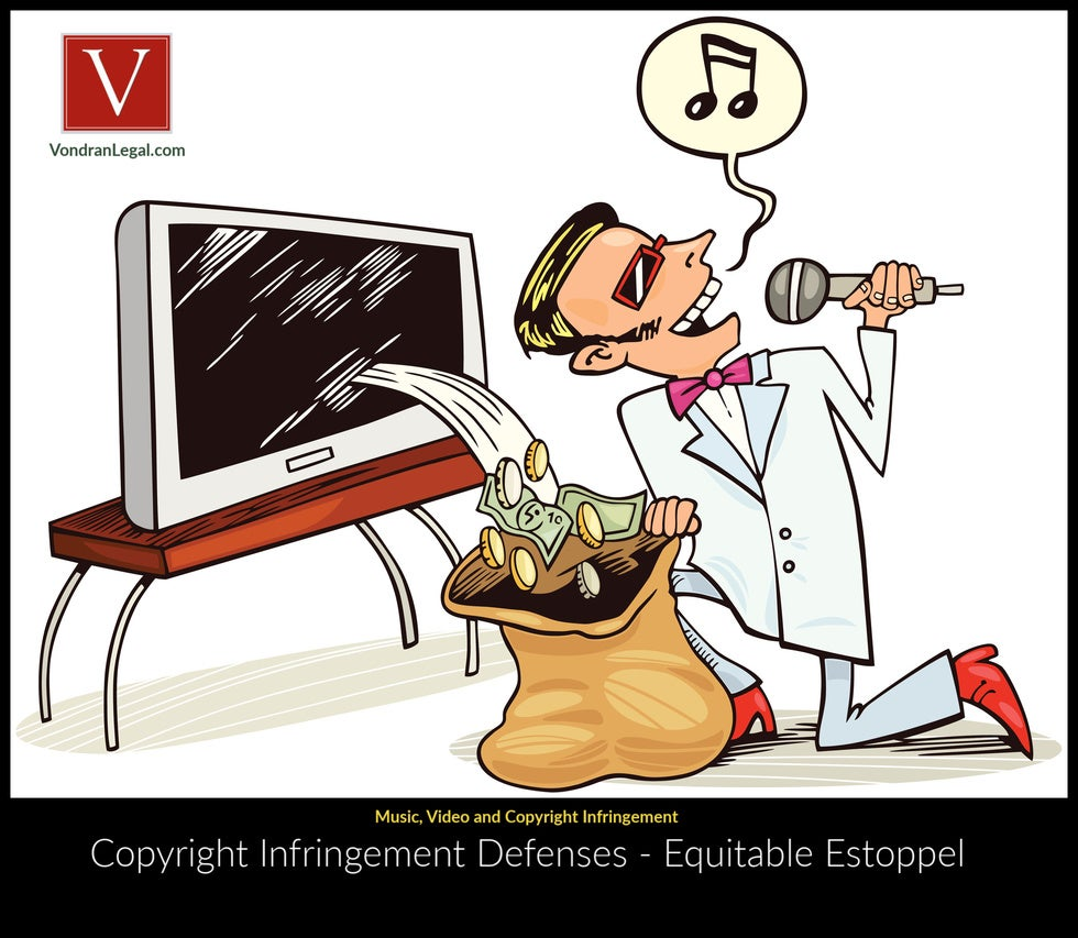 copyright affirmative defenses