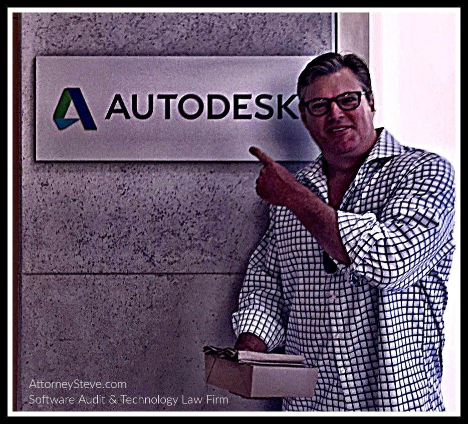San Francisco software audit lawyer