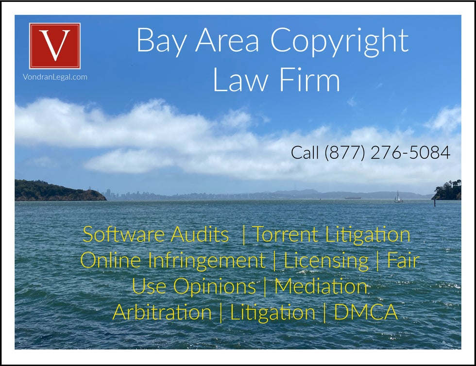 415 copyright law firm
