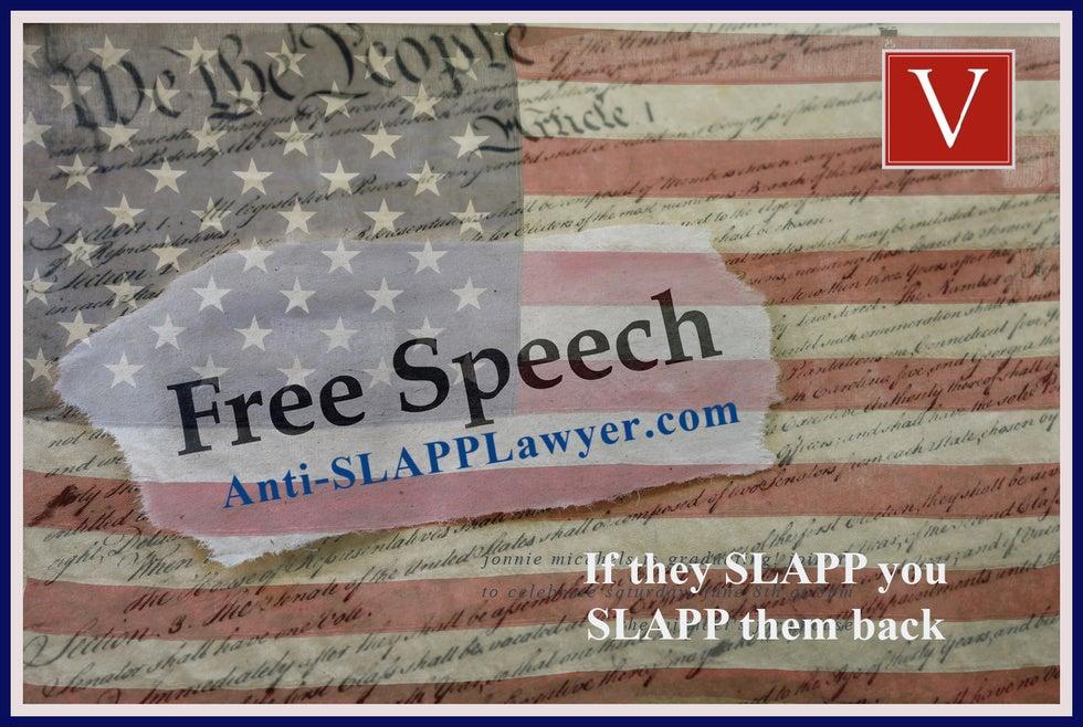 California free speech attorney