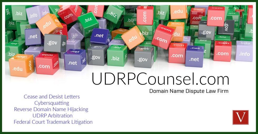 Santa Clara county domain dispute lawyer