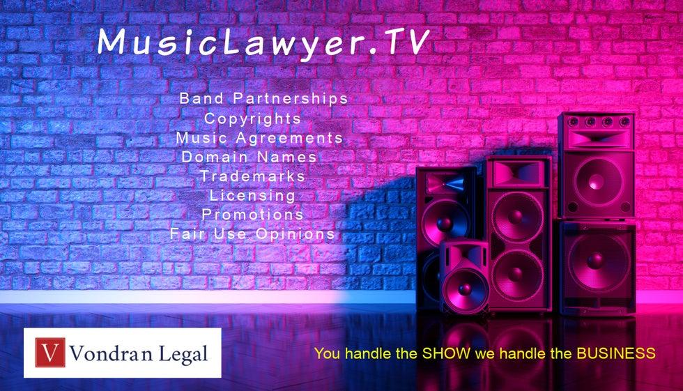 SF music attorney
