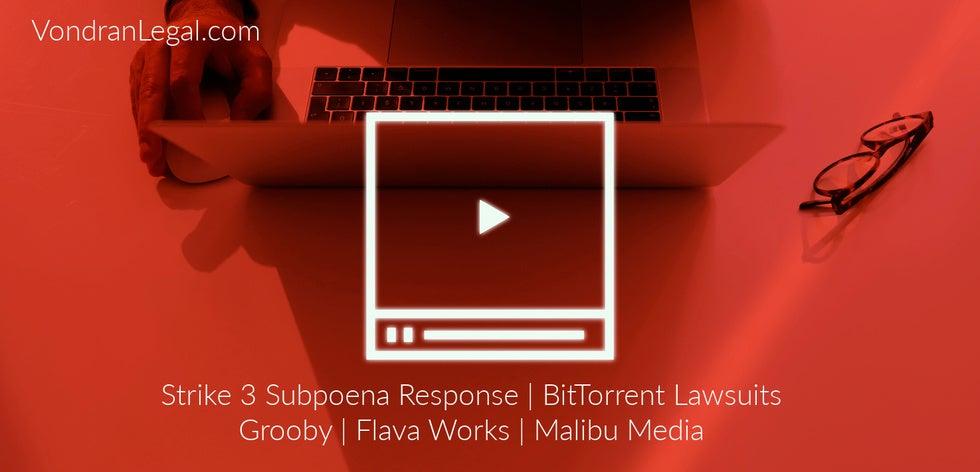 internet movie download attorney bittorent