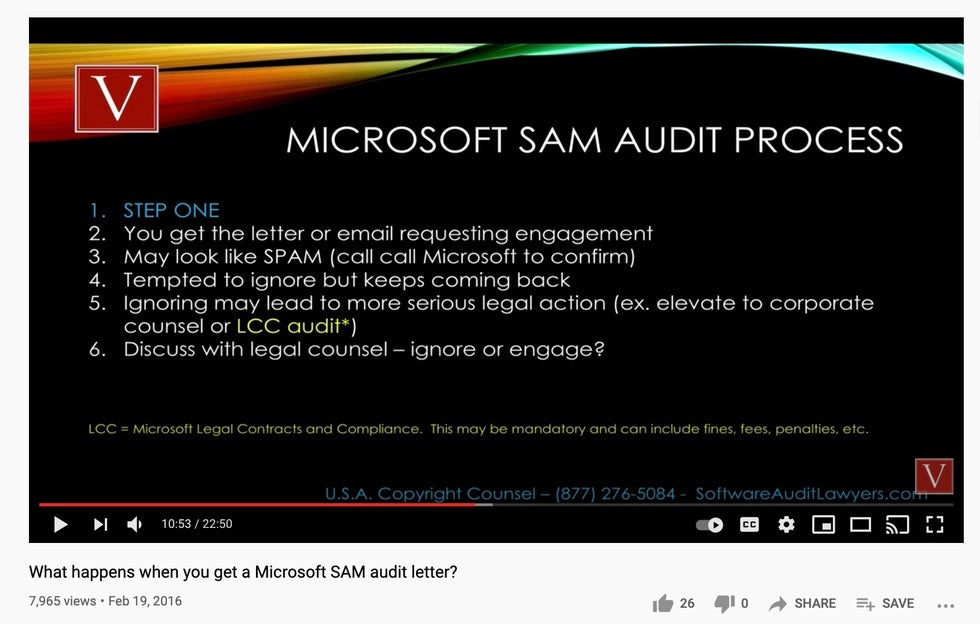 using cracked microsoft software