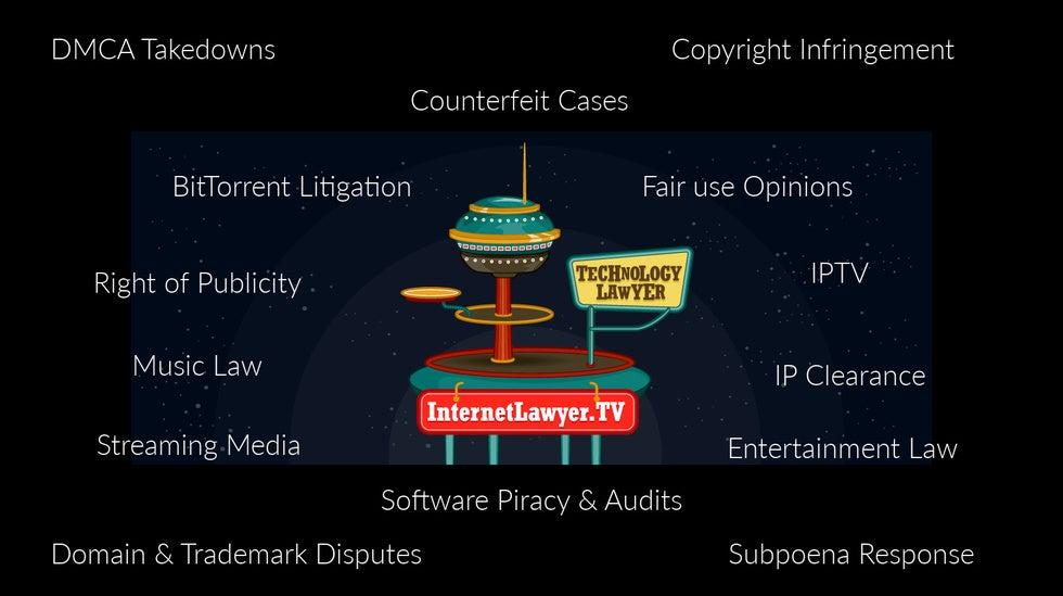 reverse domain name hijacking lawyer