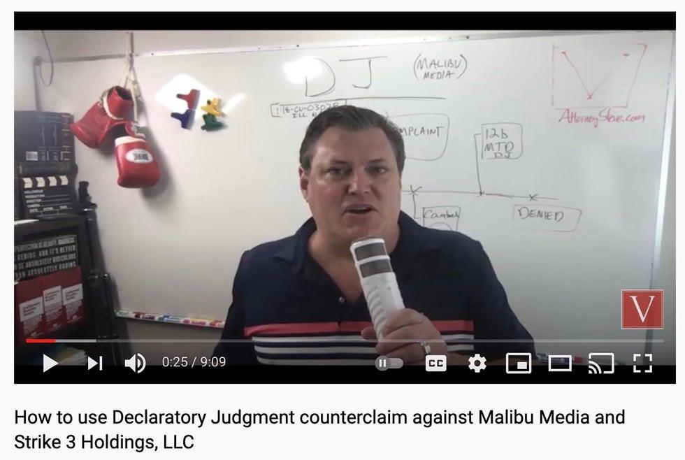 copyright disputes attorney