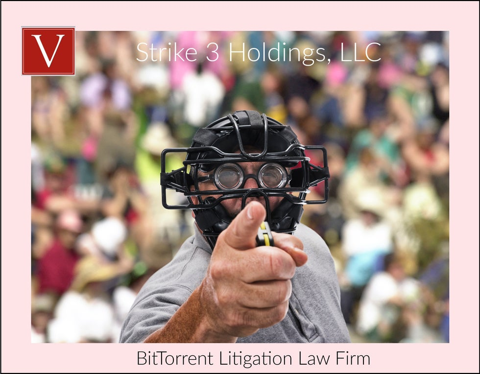 strike 3 defense attorney