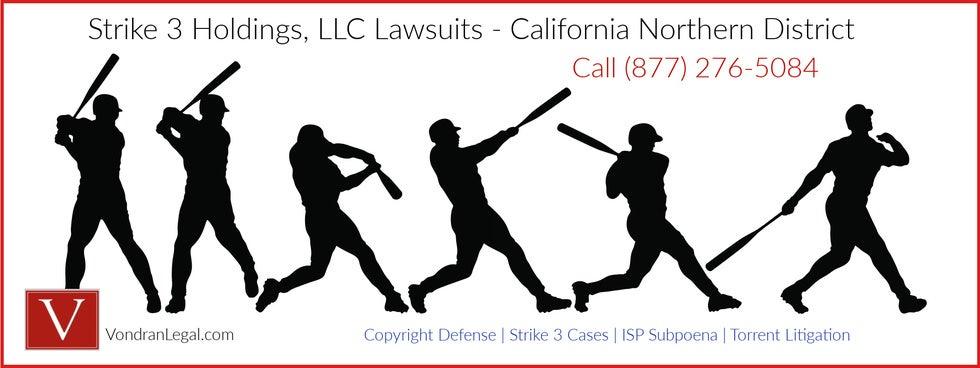 ISP torrent subpoena attorney CA