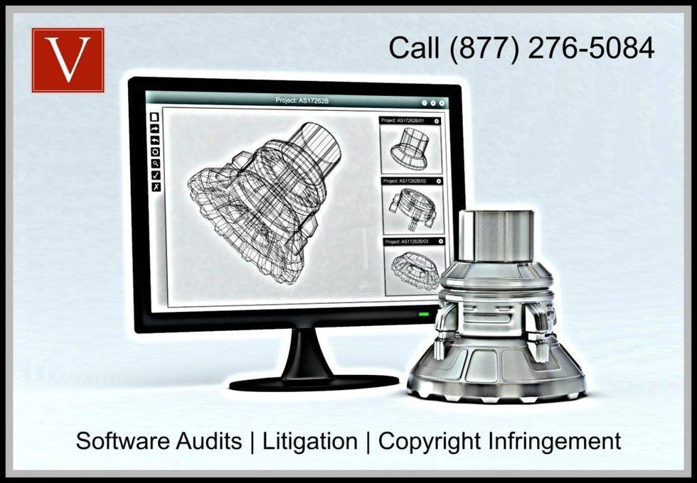 vero software infringement letter