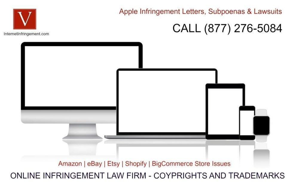 Apple infringement lawyer