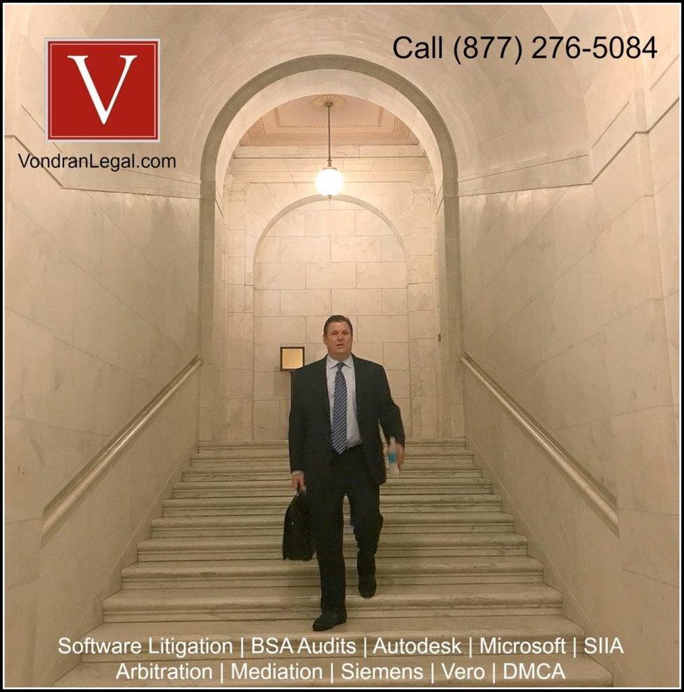 software litigation attorney Bay Area