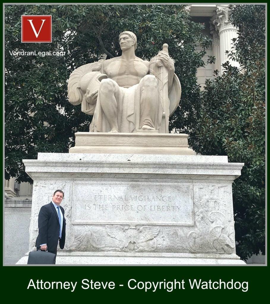 California fair use lawyer