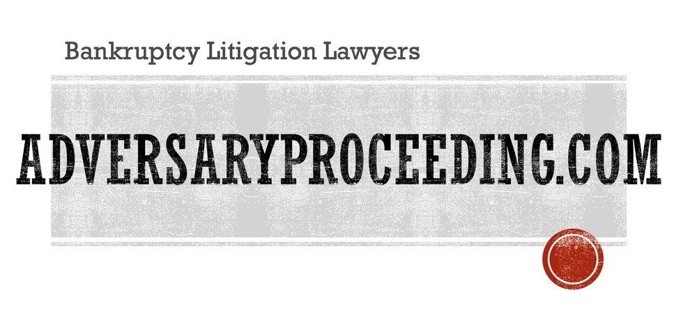 adversary proceeding in copyright court