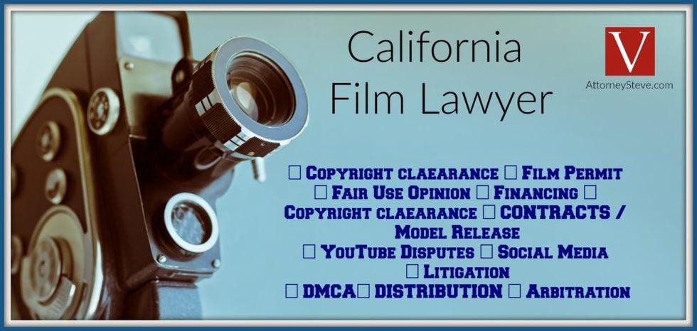 documentary film lawyer