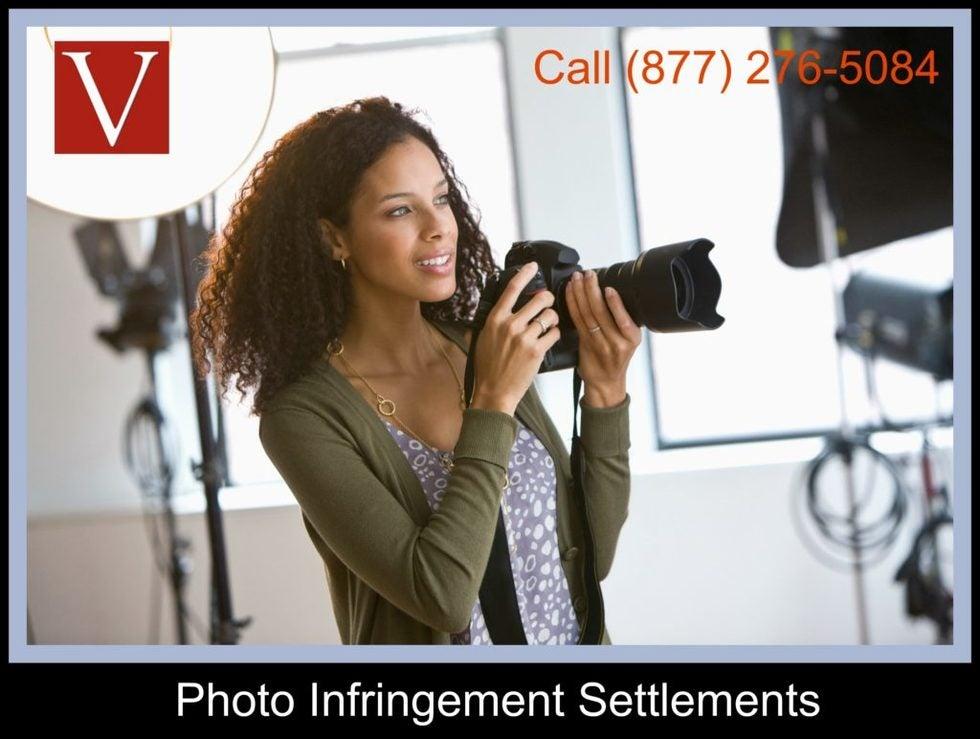 photo infringement defense lawyer
