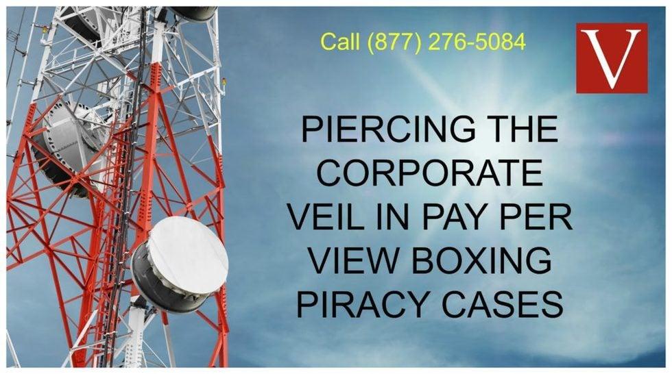 boxing piracy defense ESPN+