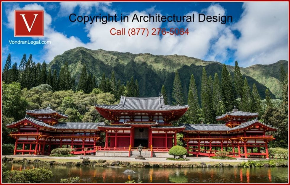 copyright register your architectural work