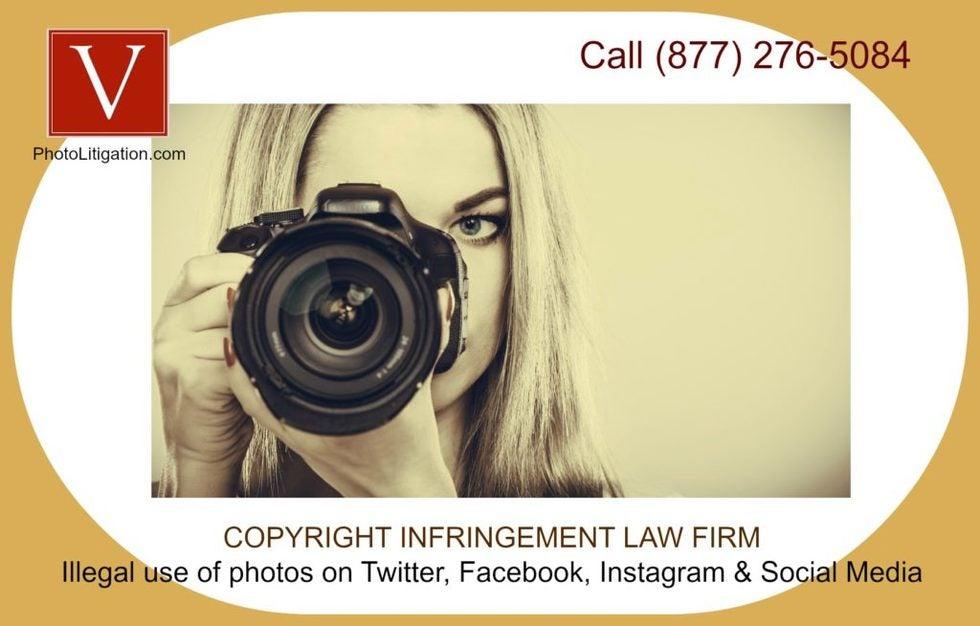Photo copyright attorney