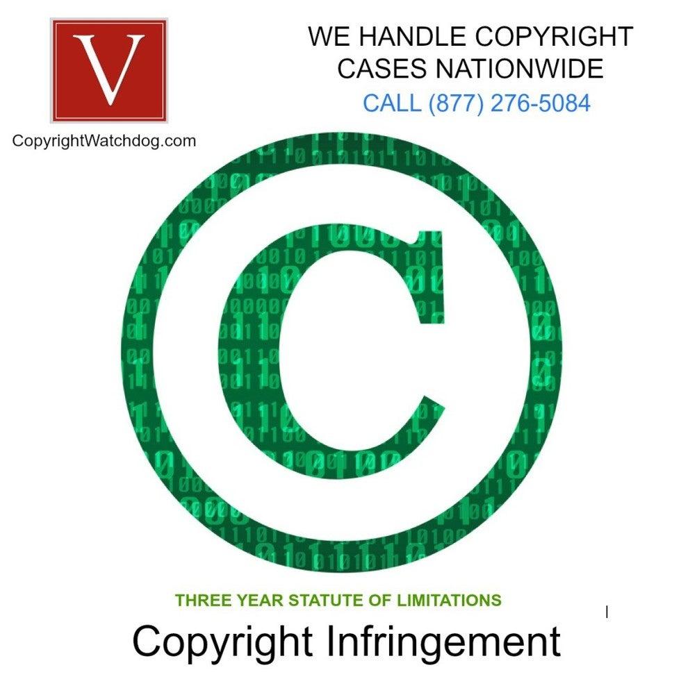 statute of limitations copyright infringement