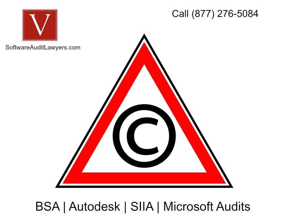 software audit defense lawyer