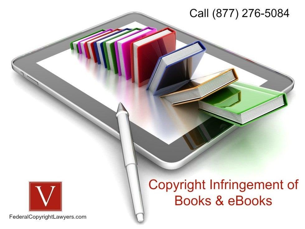 book infringement attorney