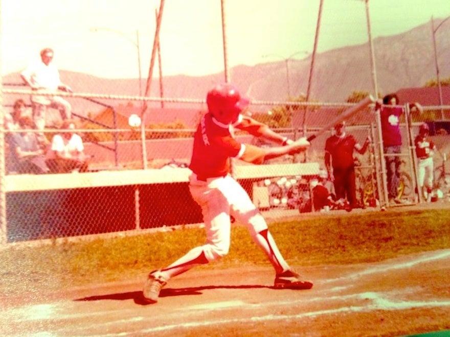 Steve Vondran baseball legend