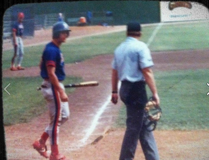 Attorney Steve baseball story