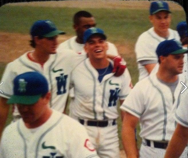 Charleston Wheelers baseball
