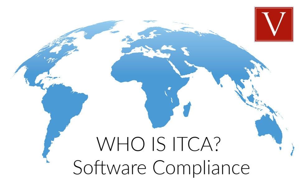 ITCA copyright infringement letter