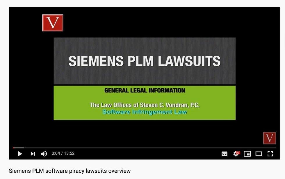 Siemens Defense Law Firm