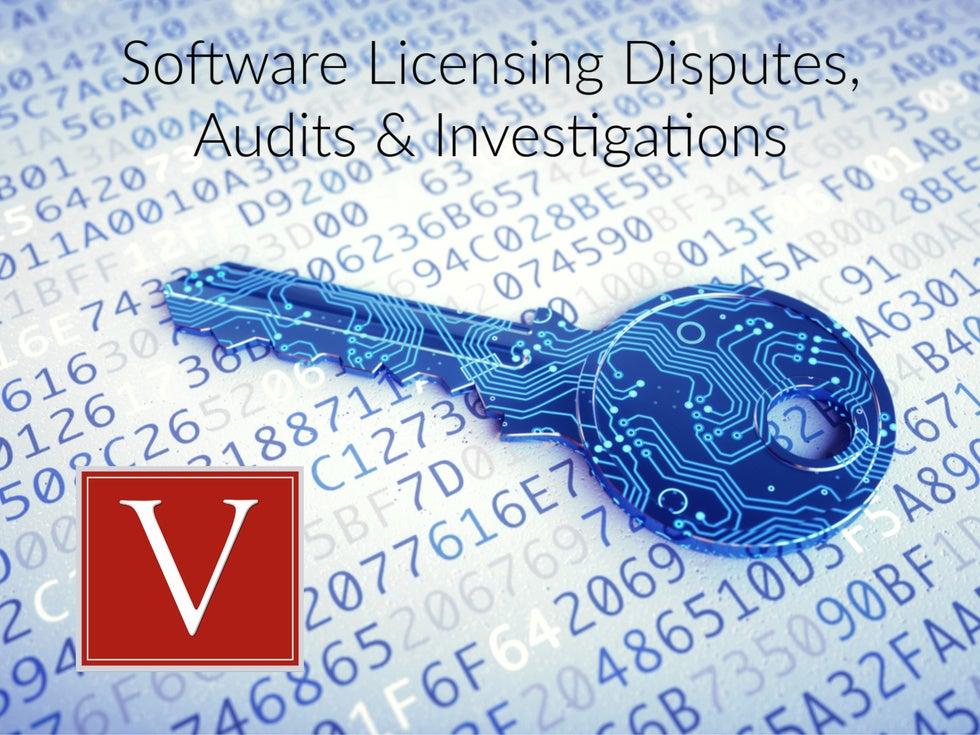 DMCA copyright software lawyer