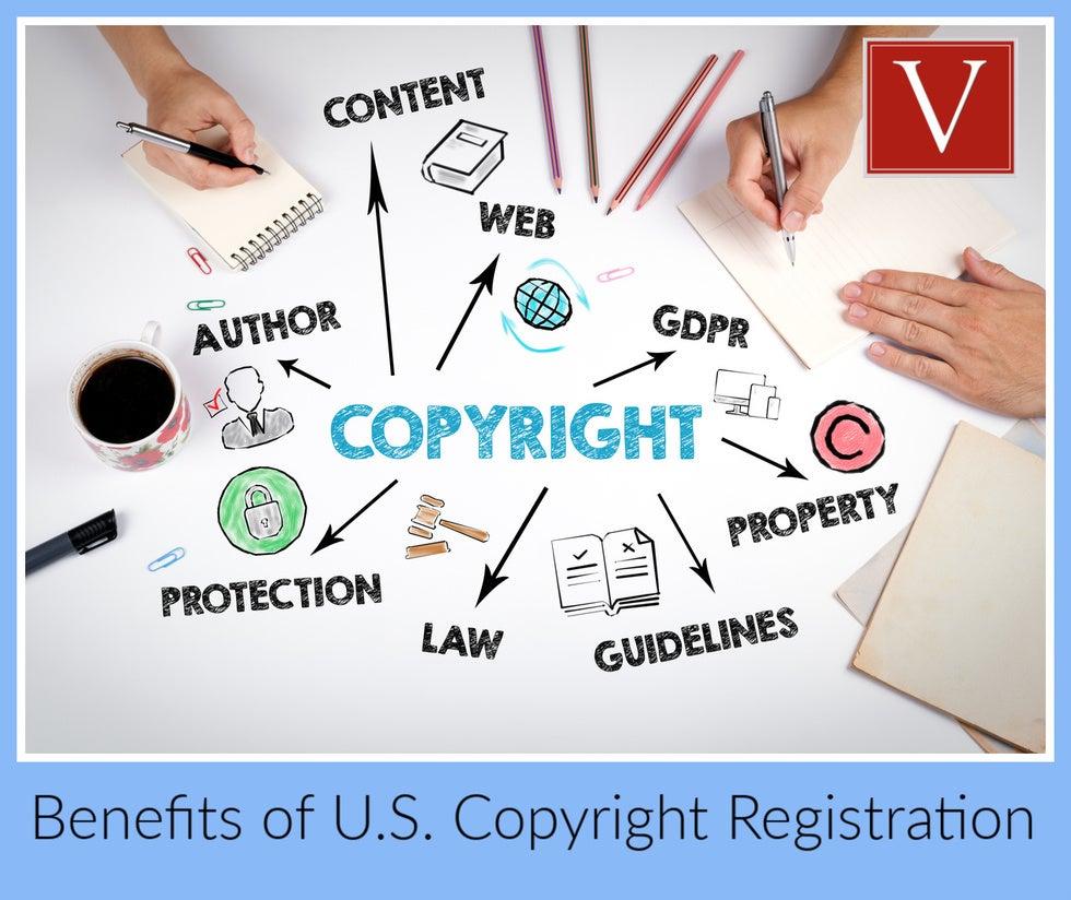 benefits of copyright