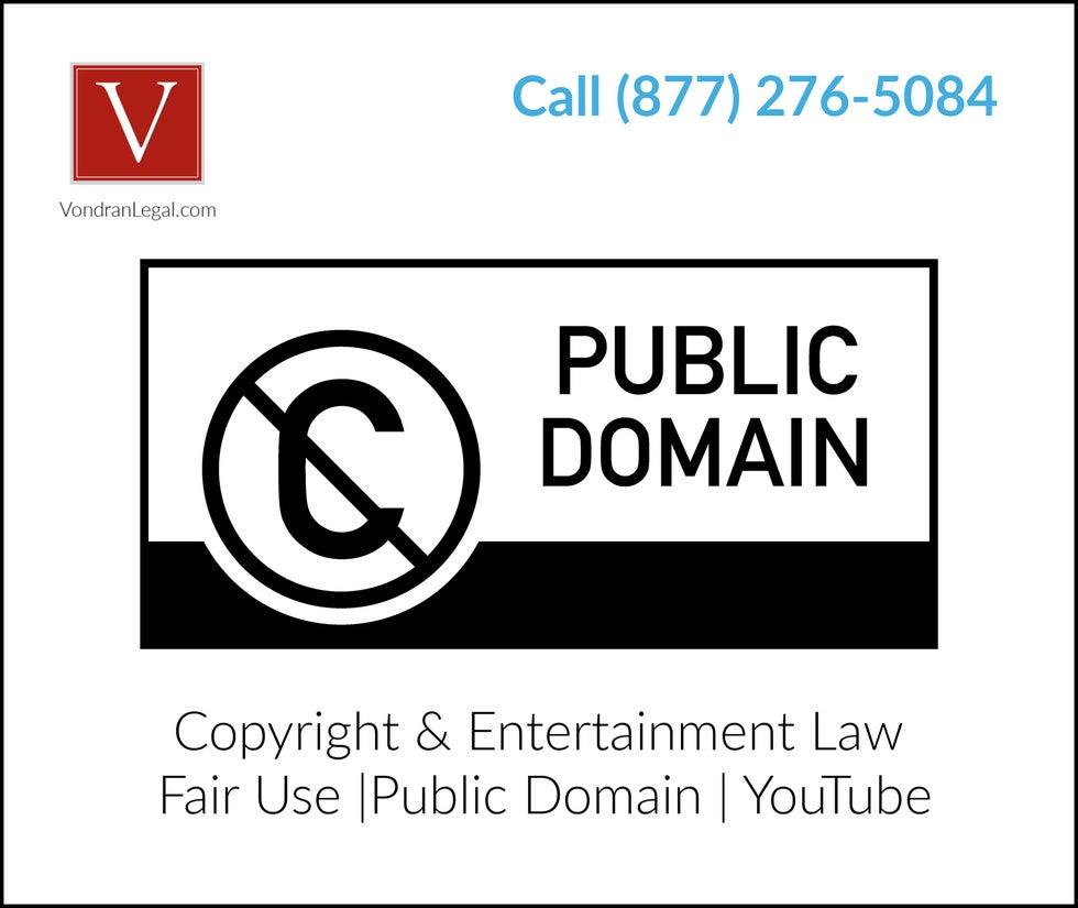 Fair Use Public domain political videos