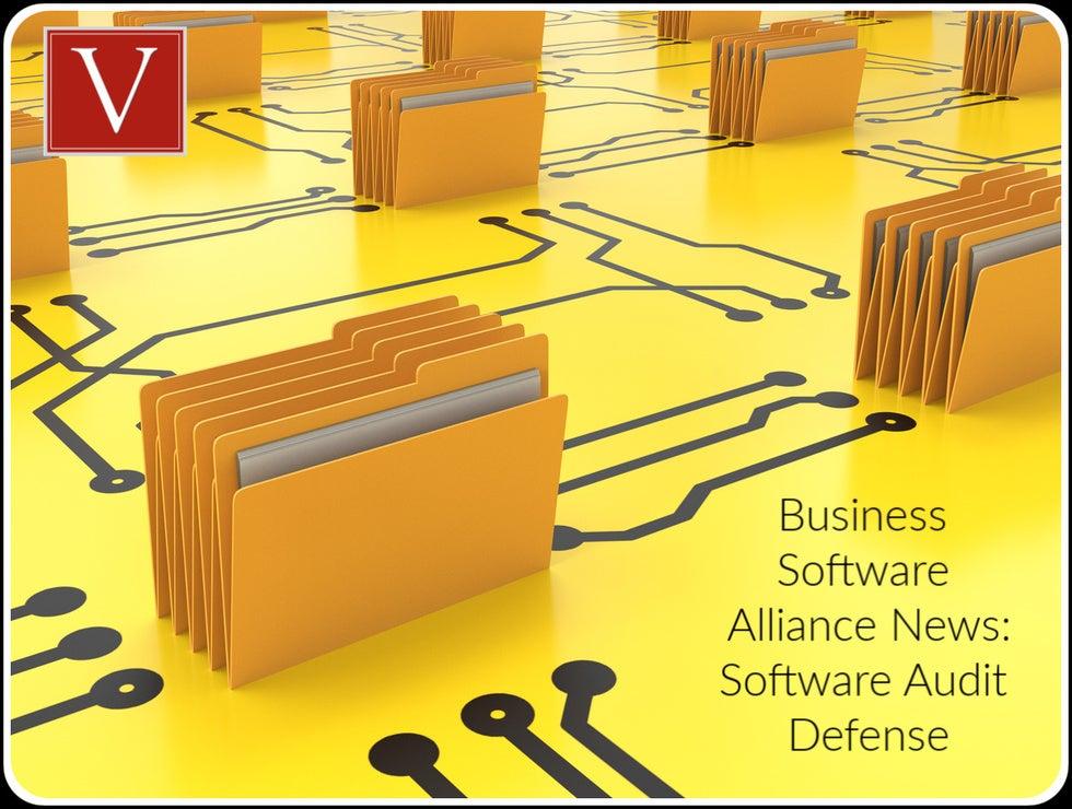 business software alliance letter