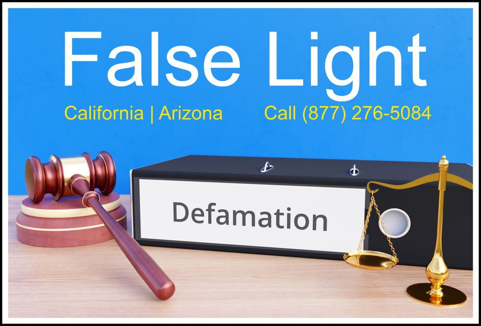 arizona defamation attorney