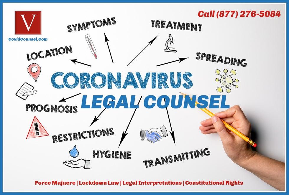 California coronavirus lawyer
