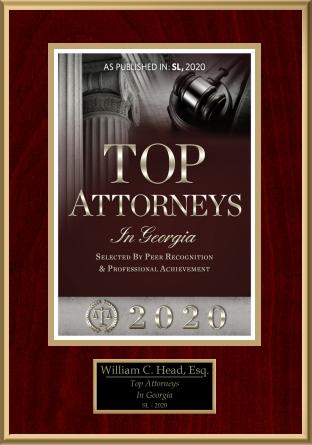 Top Attorney Bubba Head