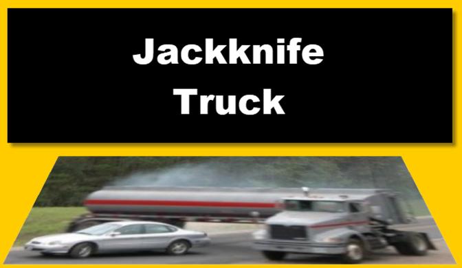 Jackknife Truck Accident Case
