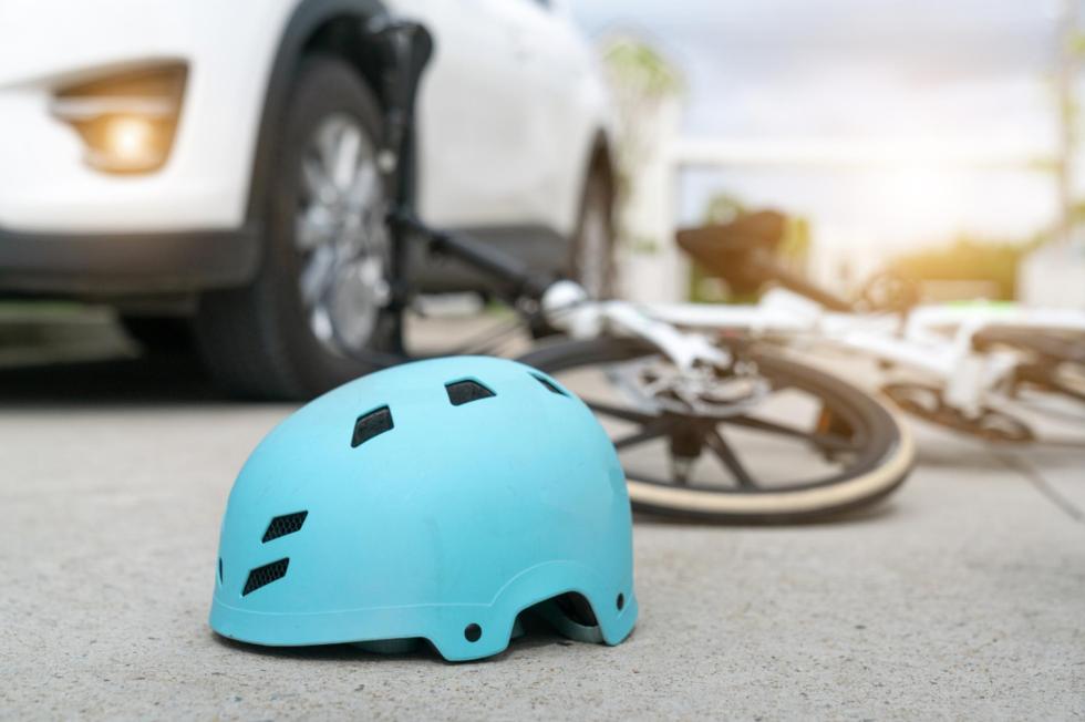 Bike accident personal injury attorney