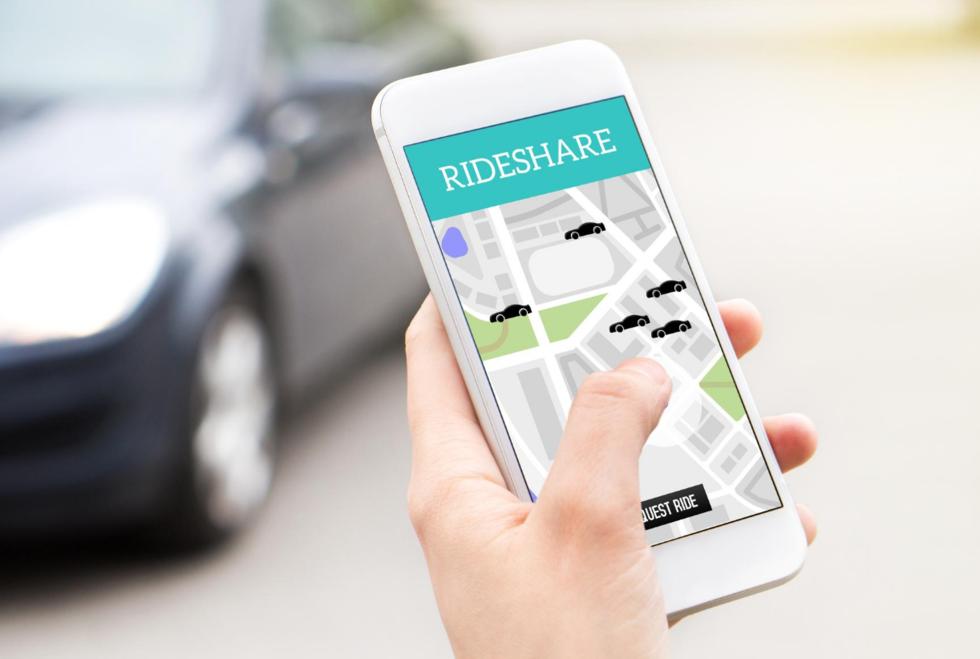 Uber, Lyft, rideshare personal injury attorney