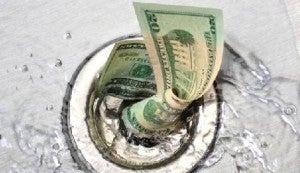Money-down-drain-300x173